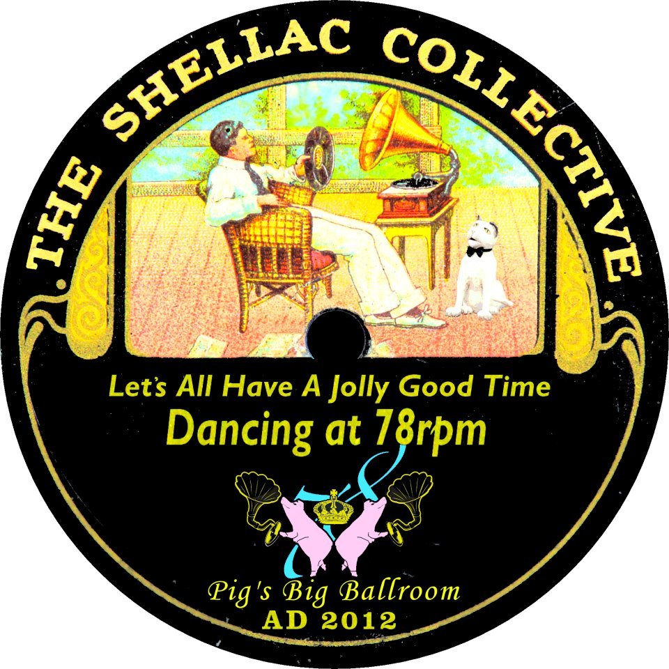 Shellac Collective Record